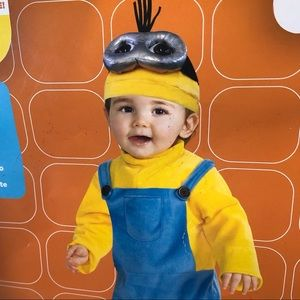 Other - MINIONS COSTUME SIZE 3/4